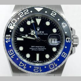 勞力士 GMT-MASTER II Ref.116710BLNR