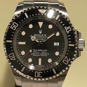 勞力士 SEA-DWELLER Ref.116660