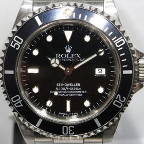 勞力士 SEA-DWELLER Ref.16600
