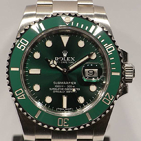 勞力士 SUBMARINER Ref.116610LV