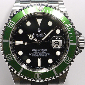 勞力士 SUBMARINER Ref.16610LV